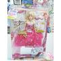 Boneca Barbie Moda E Magia
