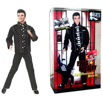 Barbie Ken - Elvis Presley - Jailhouse Rock - Pronta Entrega