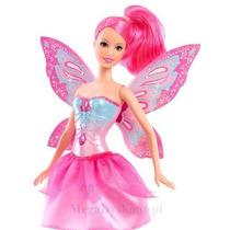 Barbie Butterfly E A Princesa Fada-fada Rosa Mattel Y6374