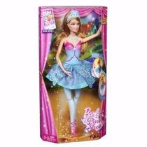 Barbie E As Sapatilhas Mágicas Bailarina Giselle Articulada