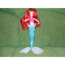 Boneca Ariel A Pequena Sereia