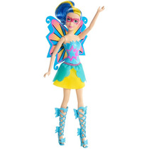 Barbie Butterfly Super Gemeas Sort - Cdy65