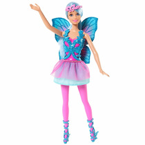 Barbie Mix & Match - Fadas - Boneca Fada Summer - Mattel