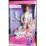 Raridade * Ken Super Star * Barbie * Lacrado * Mattel 1988