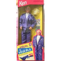 Raridade: Ken Jeans Estrela Novo Na Caixa