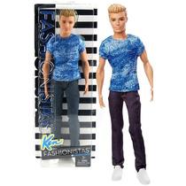 Boneco Ken Barbie Fashionistas Mattel Dgy66