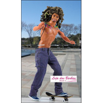 Skate Para Boneco Ken / Falcon / Max Steel / Barbie