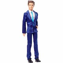 Boneco Ken - Barbie Rock In Royals - Mattel Ckb59