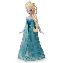 * Boneca Frozen Elsa Original Disney Store *