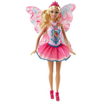 Boneca Barbie Fada Mattel
