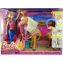Barbie Passeio De Cavalo - Mattel