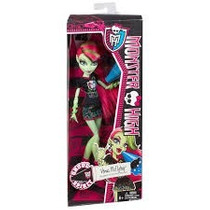 Boneca Monster High Torcida Vênus Mcflytrap - Mattel