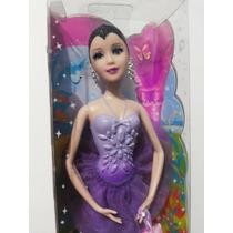 Barbie Bailarina Customizada
