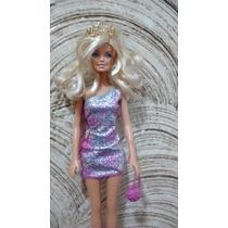 Coroa Miss Barbie / Susi - Strass Crystal