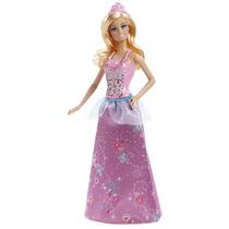 Boneca Barbie Mix Match Princesa Barbie- Mattel