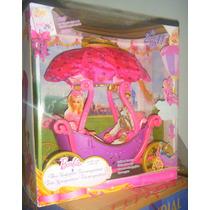 Carruagem Barbie
