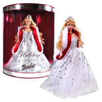 Barbie Holiday Celebration 2001 - Special Edition - Mattel