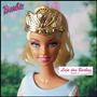 Coroa Dourada Super Luxo Para Boneca Barbie Princesa Disney