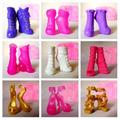 Sapatinho Para Boneca Monster High - Sapato Vários Modelos
