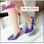Sapatinho De Luxo Para Barbie * Festa * Sapato Fashion