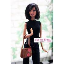Bolsa De Luxo Para Boneca Barbie * Bolsinha * Fashion * Susi