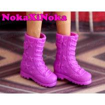 Sapato Bota Para Boneca Blythe * Sapatinho Luxo