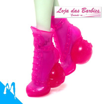 Sapatinho Para Boneca Monster High * Sapato Original Mattel