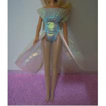 Roupa Vestido Para Boneca Barbie Usada
