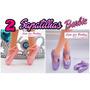 Sapatilhas Bailarina P/ Boneca Barbie * 2 Pares * Sapatinhos