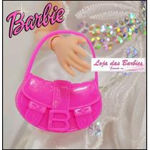 Bolsa Fashion Para Boneca Barbie * Bolsinha * Susi * Blythe