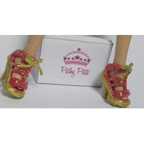 Sandalia Fashion Sapatos Para Barbie