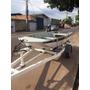 Barco Pantanaltica 4,20 Com Carreta E Motor Mercury 15hp