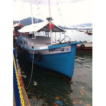 Barco - Escuna Para 45 Pax