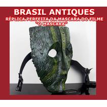 Brinquedo Mascara Réplica Perfeita Do Filme O Mascara Nova
