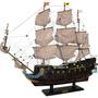 Fragata Marrom San Felipe 1690 Em Madeira