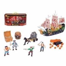Super Navio Piratas - Fênix Original