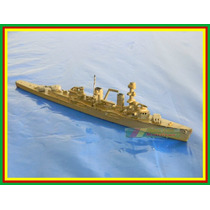 N17 Navio 2ª Guerra German Destroyer Escala 1:1250