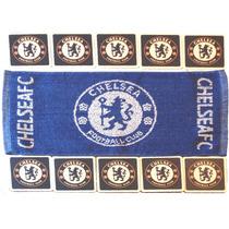 Par Toalha Bolachas Bar Balcao Time Futebol Ingles Chelsea