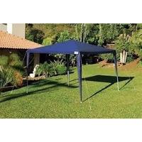 Tenda Barraca 3x3 P/ Praia-camping-pesca Cor Azul