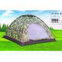Barraca Camping 4 Lugares Iglu Camuflada 200x200x135cm