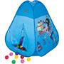 Barraca Infantil Com 100 Bolinhas Toca Azul Mor