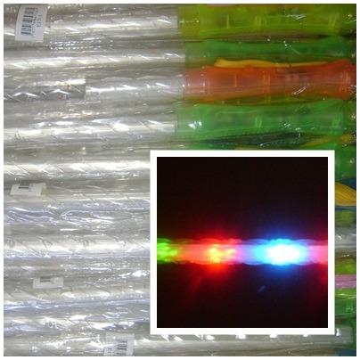 Bastão Love Com Luzes Coloridas Para Festa