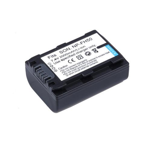 Bateria Np-fh50 P Sony Dcr-dvd108 Dcr-dvd710 Dcr-dvd850 Nova