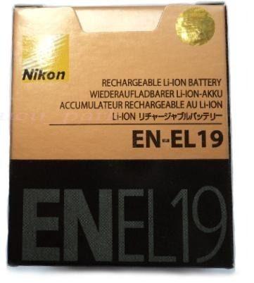 Bateria Original Nikon En-el19 Coolpix S2500 S3100 S4100