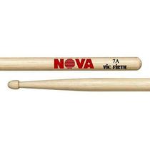 Baqueta Vic Firth Nova Series Hickory 5a, 5b Ou 7a