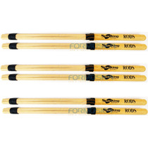 Baqueta Spanking Rods Kit Com 3 Pares