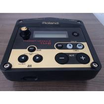 Modulo Roland Tm2 Bateria Trigger Module, 10408 Musical Sp