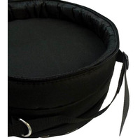 Capa Bag Pandeiro Duplo 10, 11 E Bag P/ Rebolo 12 X 60