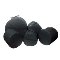 Kit De Bag Bumbo 18, Surdo 14, Tom 12, 10, Caixa 13 5,5