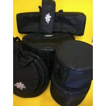 Bag Capa Para Bateria Completa 8 Peças Salesbags
